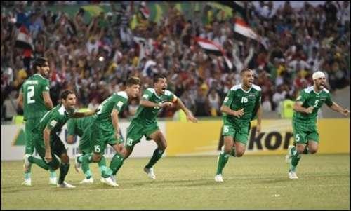 ایشیا کپ فٹبال میں شکست ، ایرانی ..