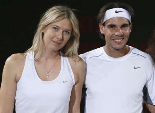 آسٹریلین اوپن ٹینس: نڈال ،شراپووا ..