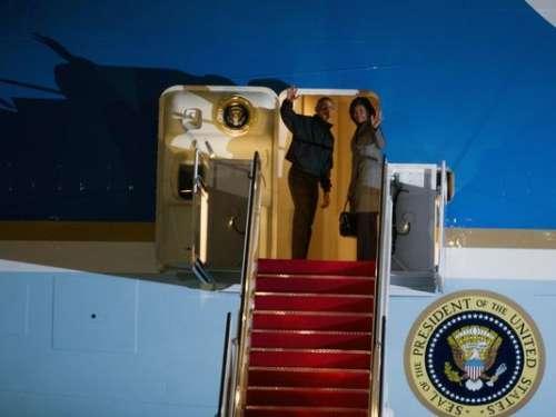 امریکی صدر باراک اوبامہ بھارت ..