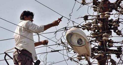 واپڈا کا صارفین کو بجلی کی ترسیل ..