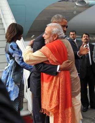 اوباما بھارت'یاترا' کیلئے ..