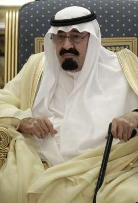 شاہ عبداللہ کے انتقال کے بعد ..
