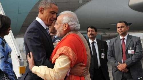 اوباما کا بھارت جانا، پاکستان ..
