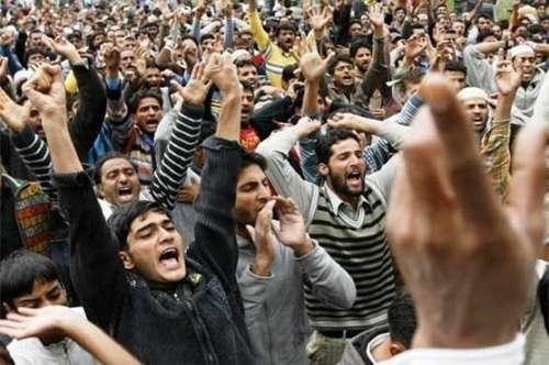 دنیا بھر میں کشمیری آج بھارت ..
