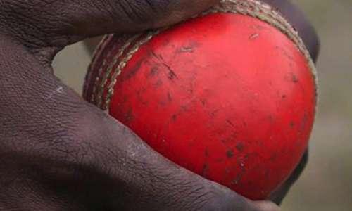 کراچی،گیند لگنے سے کرکٹر جاں ..
