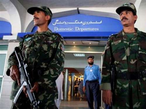 دہشتگردی کا خطرہ ' ملک بھر کے ..