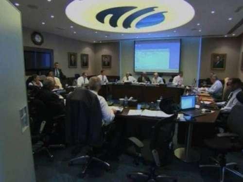 انٹرنیشنل کرکٹ کونسل کی بورڈ ..