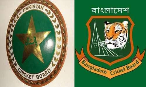 پاکستان کرکٹ ٹیم کے دورہ بنگلہ ..
