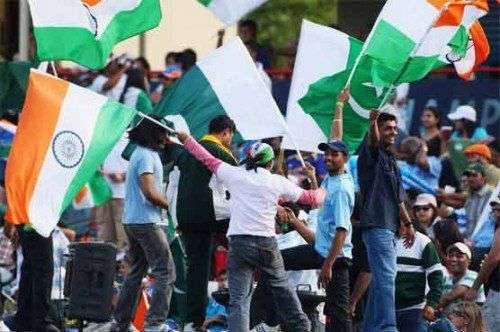 ورلڈ کپ :شائقین پاک بھارت ٹاکرا ..
