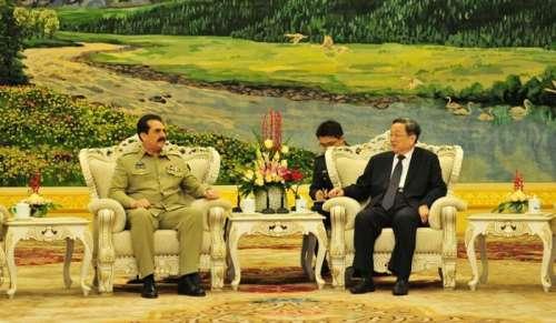 پاکستان کے تحفظات چین کے تحفظا ..