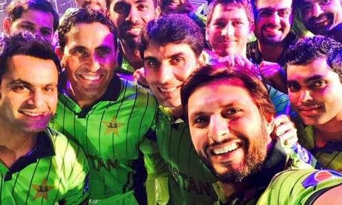 ورلڈ کپ کے لیے پاکستان کے منتخب ..