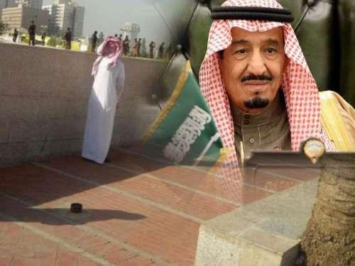 شاہ سلمان کے تخت سنبھالنے کے ..