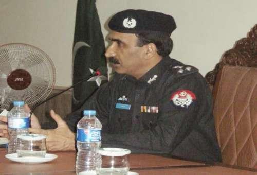 سی سی پی او لاہور کیپٹن (ر) امین ..