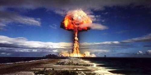 دنیا میں ایٹمی ہتھیاروں کی مجموعی ..