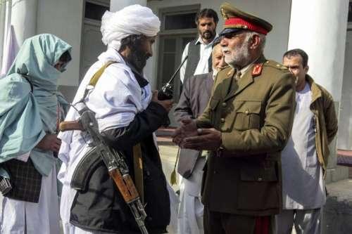 افغان طالبان کے ترجمان ذبیح ..