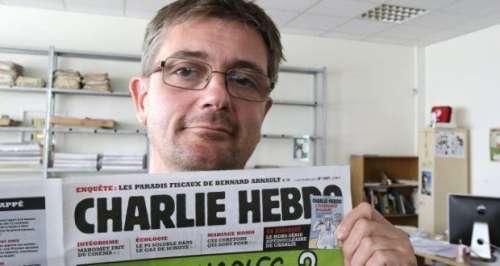 اسرائیل میں فرانس کے رسالے چارلی ..