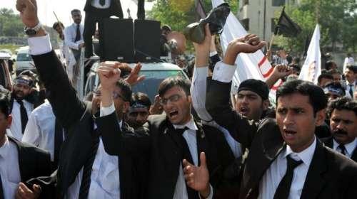 پاکستان بار کونسل نے بڑا اعلان ..