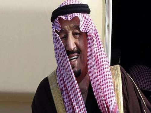 نئے سعودی بادشاہ سوشل میڈیا ..