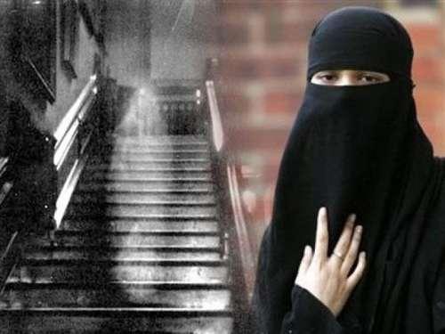 عرب خاتون 'جن ' کے پیارمیں ..