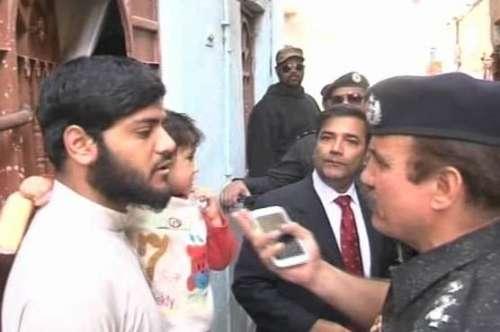 کراچی: حساس یونین کونسلز میں ..