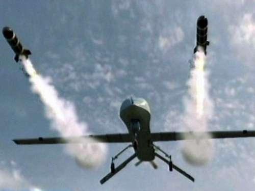 شمالی وزیرستان میں ڈرون حملہ ..