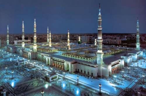 مسجد نبوی ﷺ کے مؤذن انتقال فرما ..
