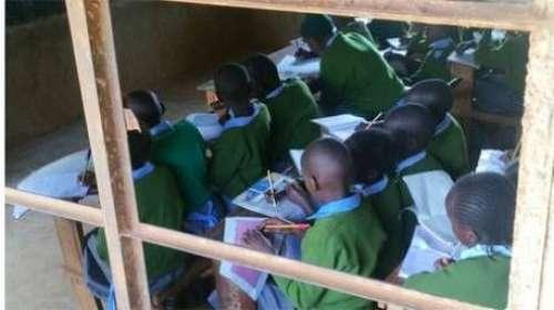 کینیا ،علم حاصل کرنے کا شوق،90سالہ ..