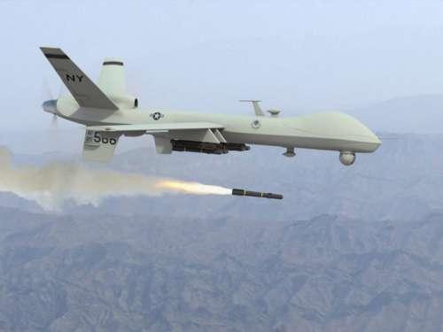 شوال ، امریکی ڈرون طیارے کے حملے ..