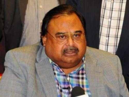 الطاف حسین نے وزیر اعلیٰ سندھ ..