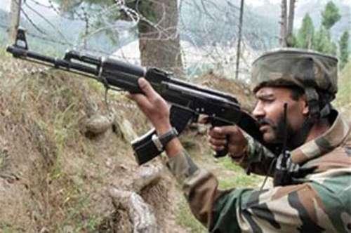 بھارتی فوج کی سیالکوٹ سیکٹر ..