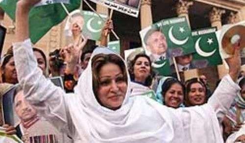 مشرف کو مسلم لیگ کا صدر بنانے ..