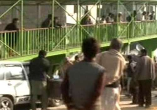 پشاور :پولیس کے سرچ آپریشن اور ..