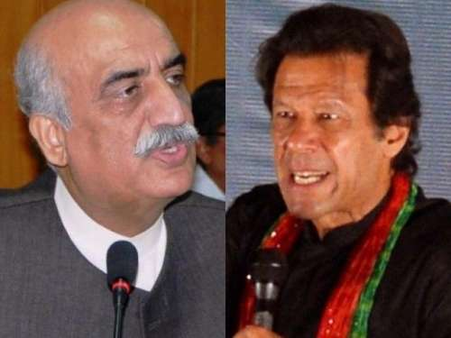 عمران خان پارلیمانی سیاست میں ..