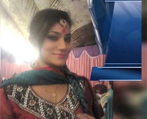 لاہور: اریبہ قتل کیس کے ملزمان ..