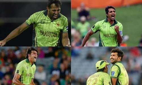 پاکستان کا ناتجربہ کار لیکن ..