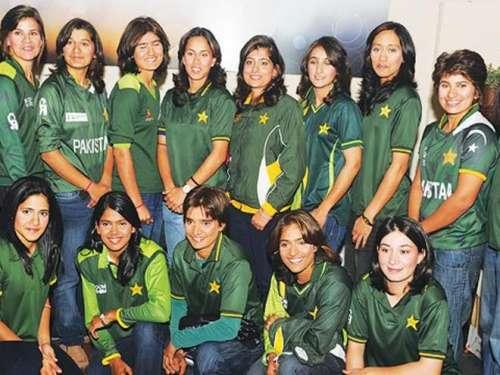 قومی خواتین کرکٹ ٹیم یو اے ای ..