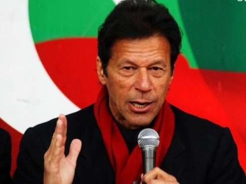 عمران خان کی زیر صدارت تحریک ..