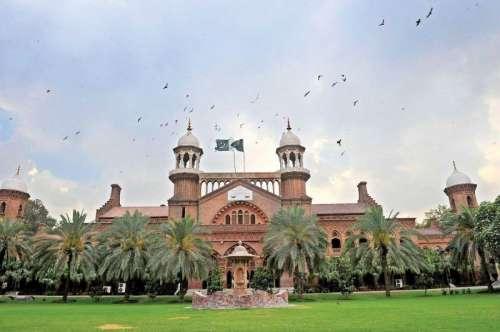 لاہور ہائیکورٹ کی حدود میں چاقو ..