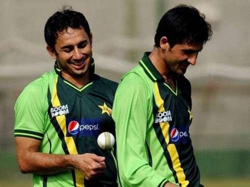 سعید اجمل اور جنید خان نے گرین ..