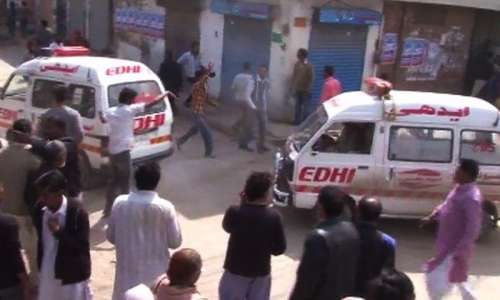 لاہور یوحنا آباد خودکش حملے، ..