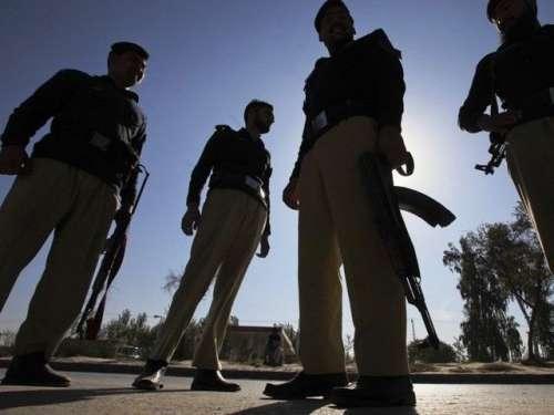 پنجاب پولیس نے یوحنا آباد میں ..