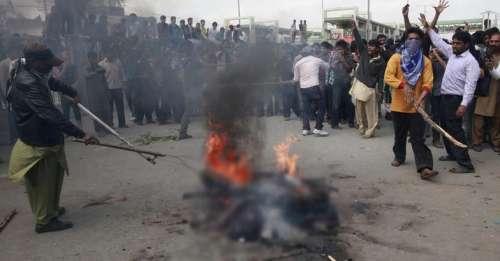 سانحہ یوحنا آباد میں جلائے گئے ..