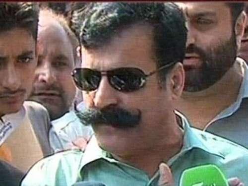 لاہور : گلو بٹ نے سزا کی معطلی ..