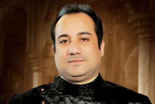 گلوکار راحت فتح علی خان آئندہ ..