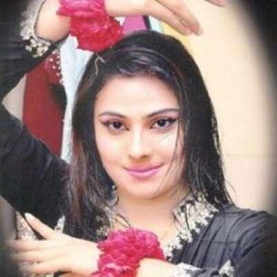 اداکارہ پائل چوہدری کو شالیمار ..