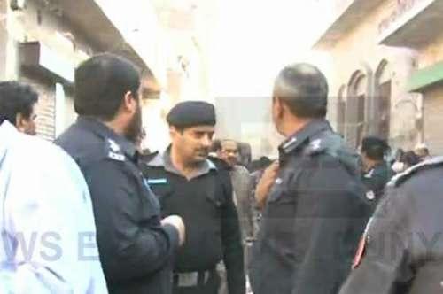 لاہور، باغبانپورہ میں سکیورٹی ..