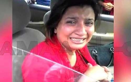 لاہور : گاڑی کی ٹکر سے 3 افراد ..