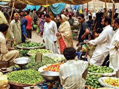 لاہور،پرچون سطح پر5سبزیوں کی ..