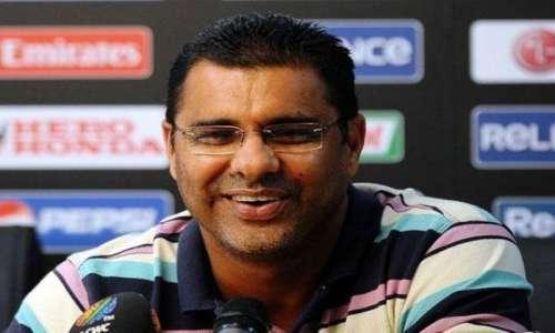 پاکستان کرکٹ ٹیم کے ہیڈکوچ وقار ..
