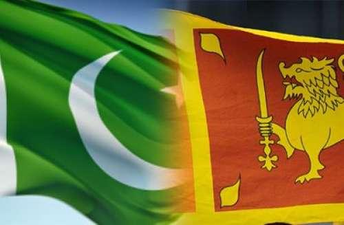 پاکستان کرکٹ ٹیم کا دورہ سری ..